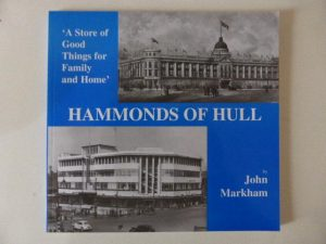 Front cover of Hammonds of Hull, book by John Markham.