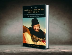 Miriam Bibbero Johnson Book Jacket