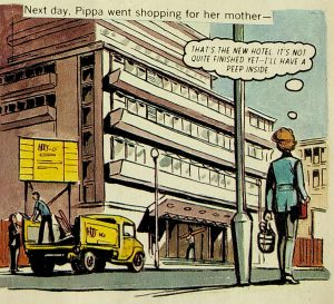 Bunty Annual 1969 Shopping for her mother houseofmirelle.uk