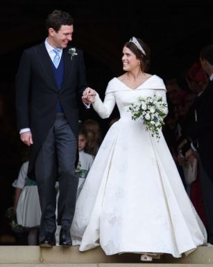 Princess Eugenie Wedding Dress HouseofMirelle.uk