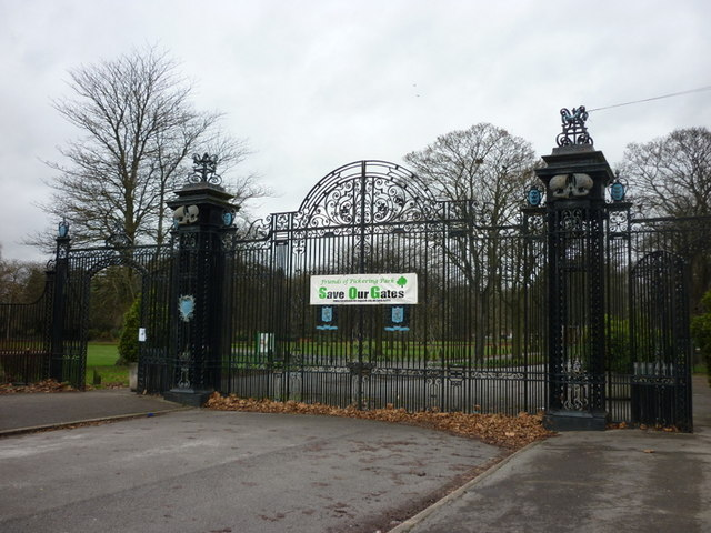 Save our gates to Pickering Park Hull