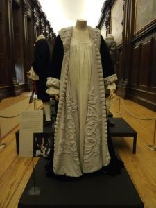 Queen Anne's candlewick bed jacket The Favourite