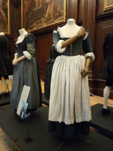 The use of Denim in The Favourite Film
