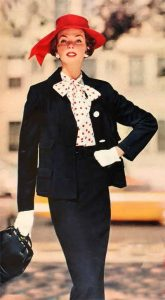 1958 Tailored Suit houseofmirelle.uk