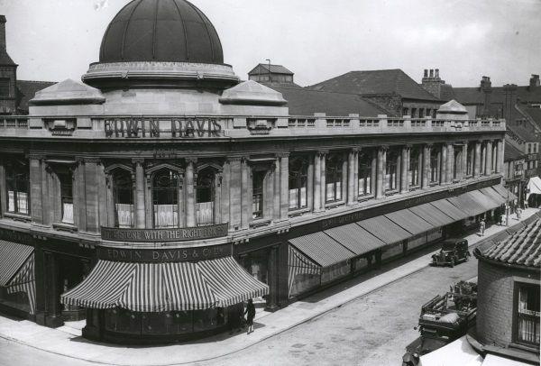 Original Edwin Davis Building Bond Street Hull houseofmirelle.uk