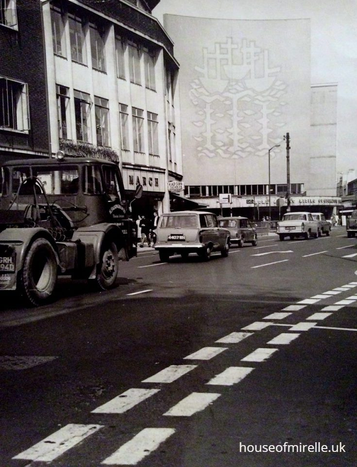 Picture of Jameson Street towards British Home Stores Old Hull