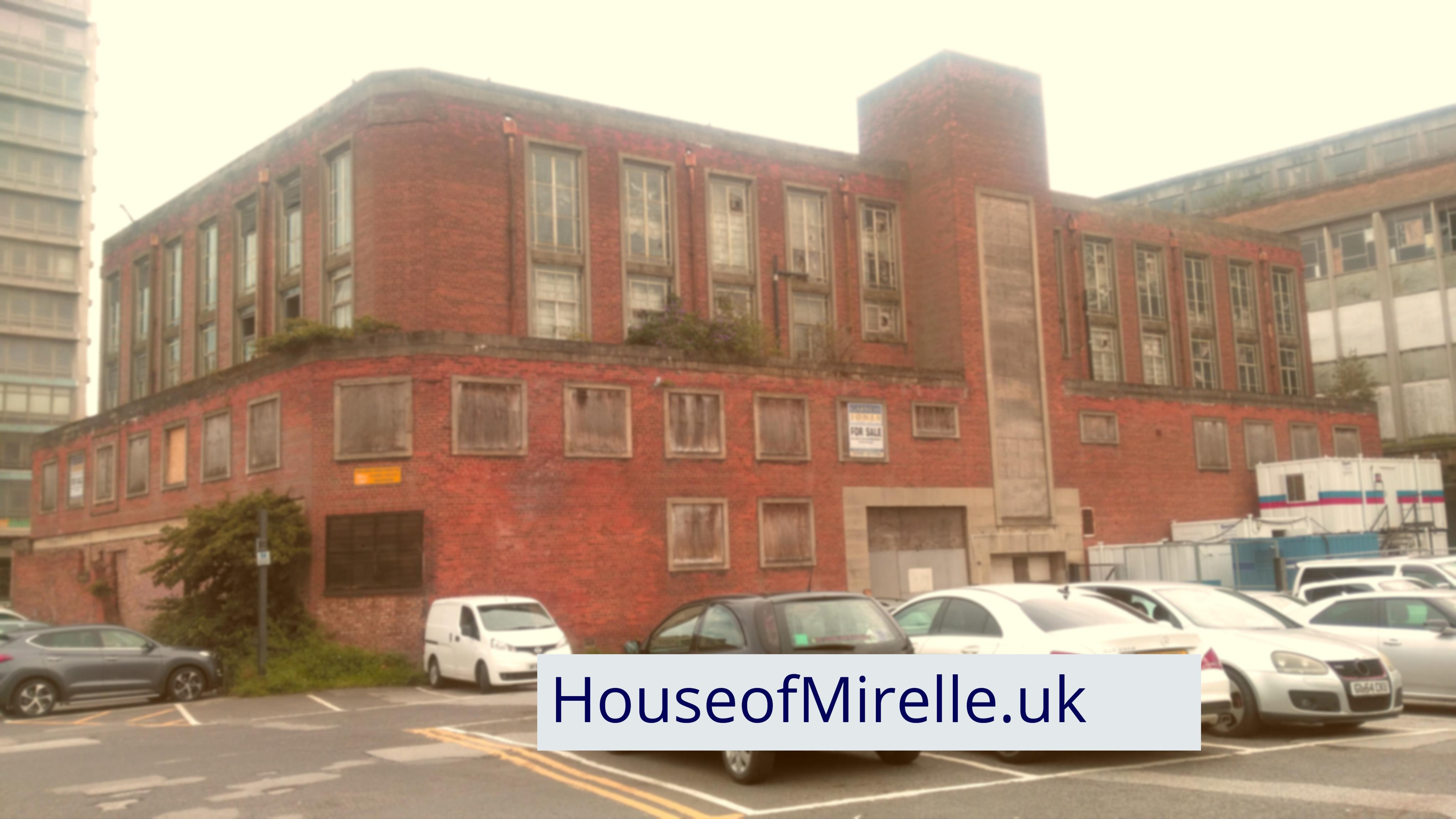 Edwin Davis Building 2016 houseofmirelle.uk