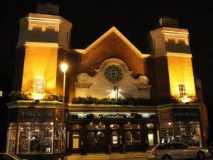 The Coronation Hall pub Surbiton.