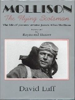 Jim Mollison's Biography by David Luff.