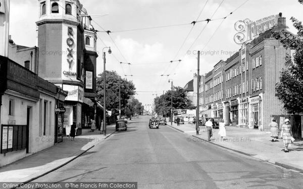 Roxy Cinema St Marks Hill Surbiton circa 1955