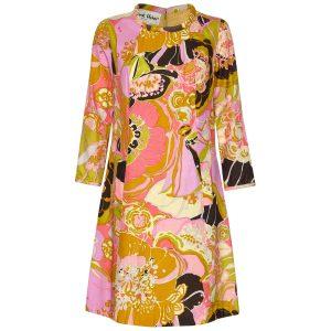 1960s dress sold at CircaVintage