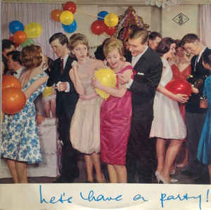 Lets Have A Party Vinyl Record 1962