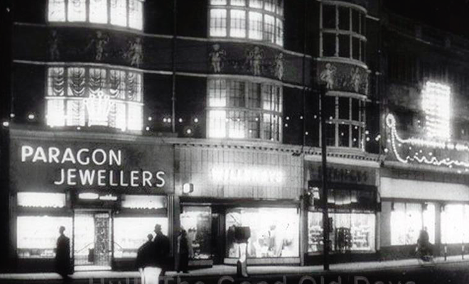 Paragon Jewellers Kingston Upon Hull at Christmas