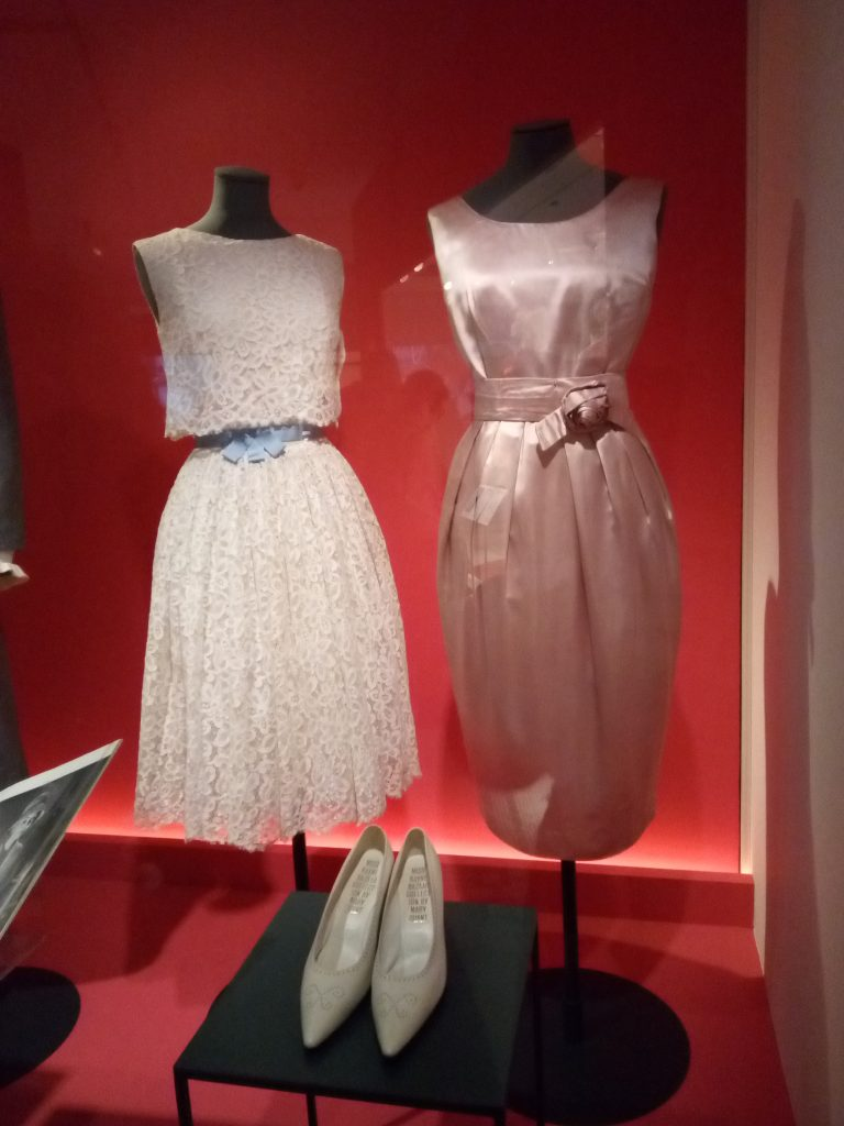 Mary Quant 1959 to 1960 Party Dress