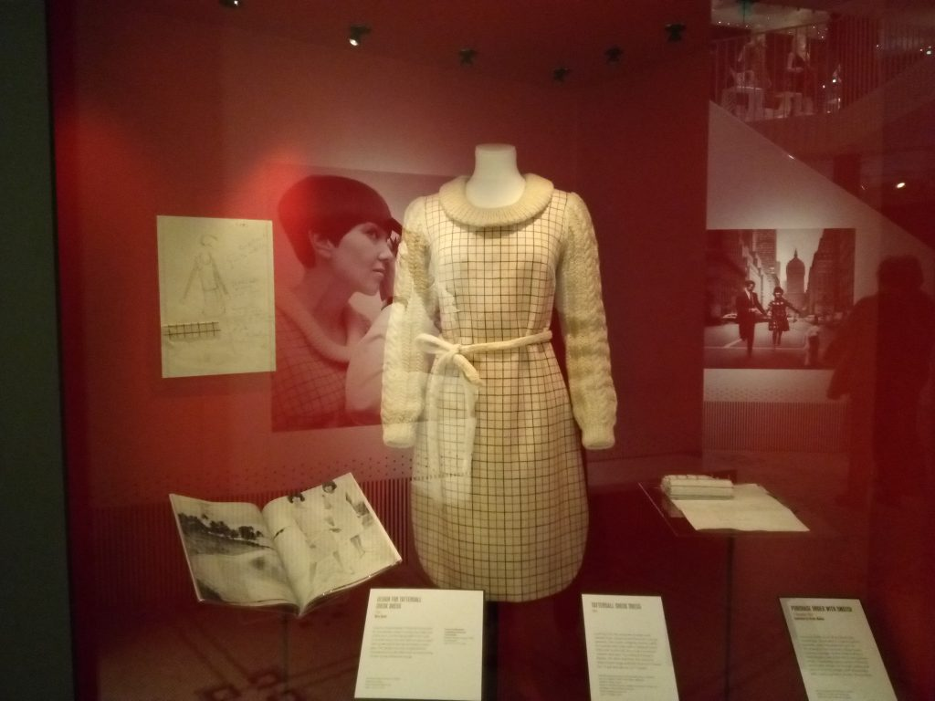 Tattershall Check Dress 1964 Mary Quant