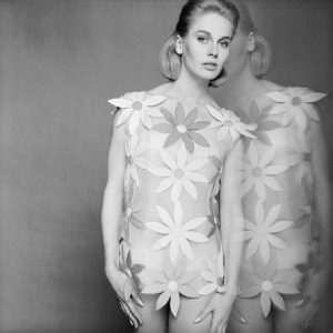 Primrose Austen Fashion Model circa 1963