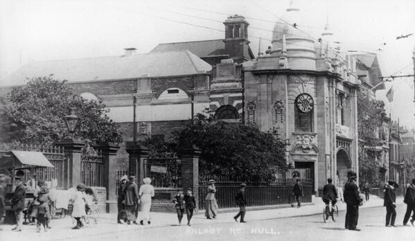 Tower Cinema Hull 100 Years Ago Anlaby Road